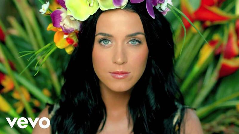 Katy Perry(ケイティ・ペリー)のおすすめ人気曲・アルバムのアイキャッチ画像