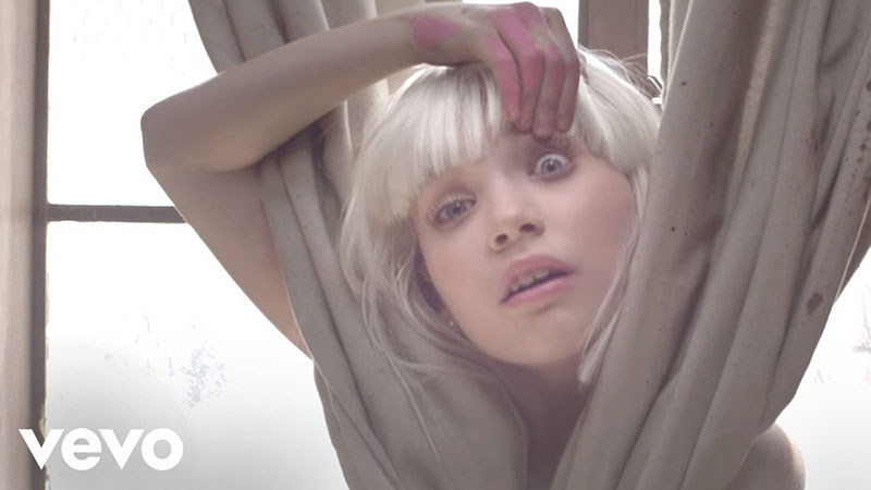 Sia(シーア)のおすすめ人気曲・アルバムのアイキャッチ画像